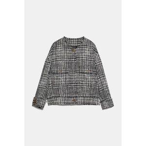 NWOT Zara Tweed Jacket